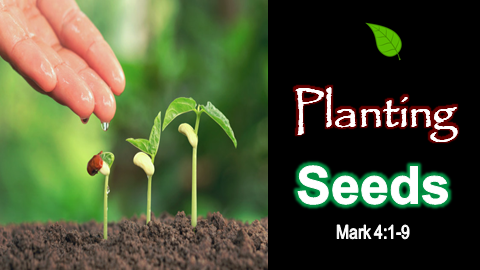 Planting Seeds | Mark 4:1-9